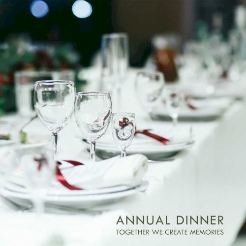 Annual Dinner Photobooth